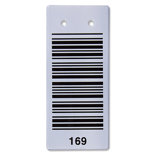 Ceramic Barcode Label