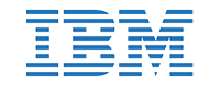Brand logo for IBM