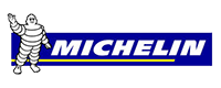 Brand logo for Michelin