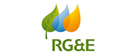 Brand logo for Rochester Gas & Electric