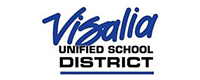Brand logo for Visalia Unified School District