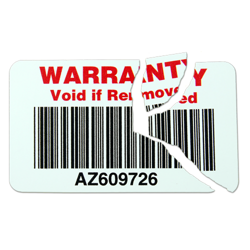 Destructible Asset Label