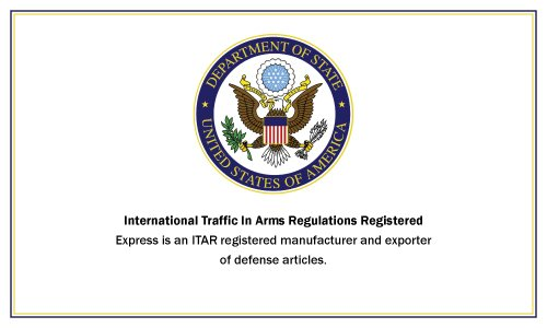 DOS-ITAR certificate image