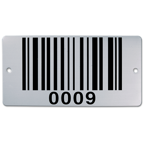 Barcode Label for Pallets