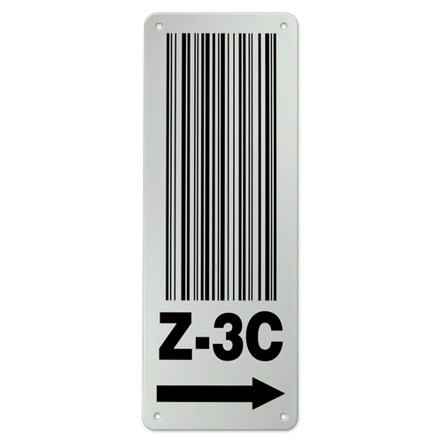 Barcode Pallet Label
