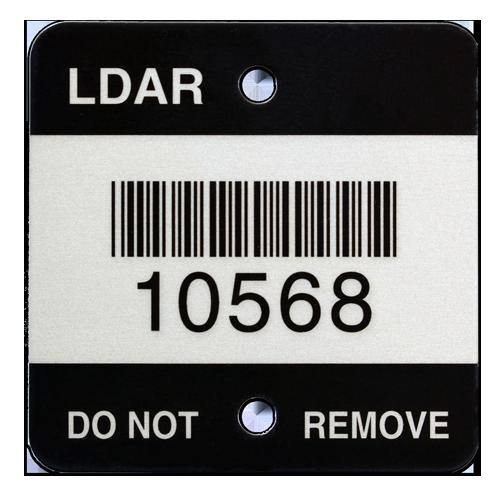 LDAR Tag for Leak Detection and Repair