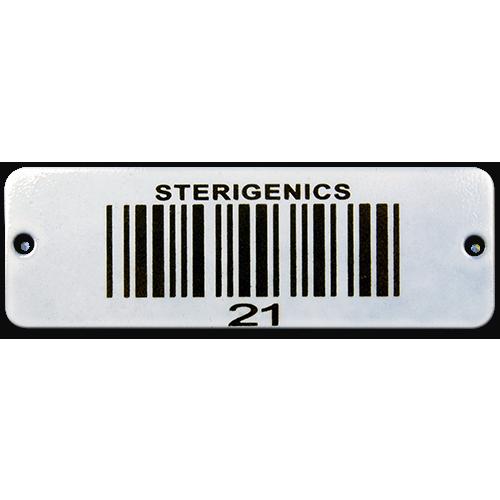 Ceramic Barcode Tag