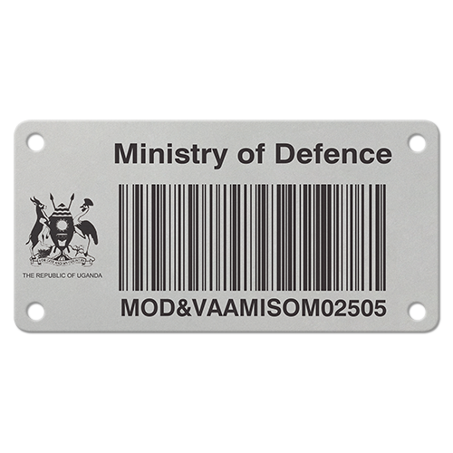 Defense Asset Tag