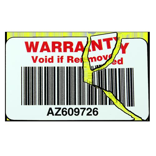 Destructible Asset Label