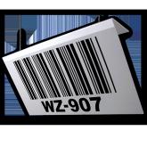 Long Range Barcode Sign