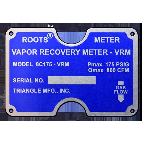 Utility Meter Tag