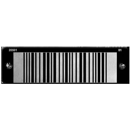 Metal Barcode Label