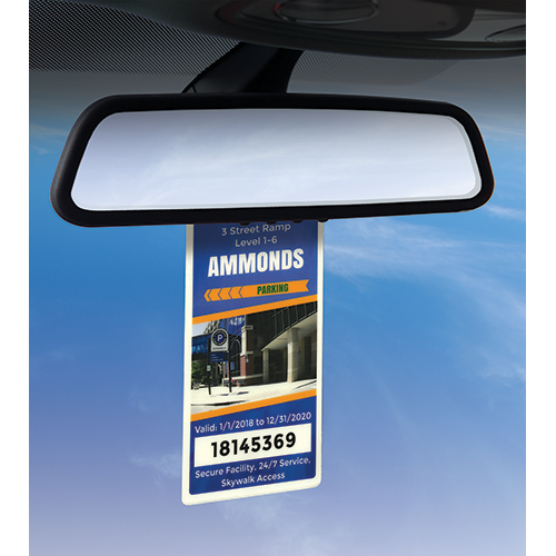 RFID Rearview Mirror Tag