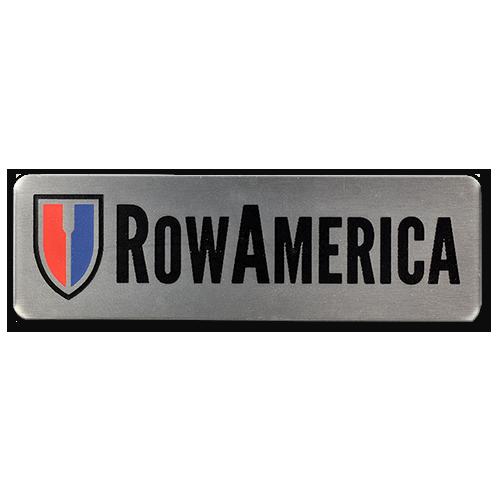 Rowing Nameplate