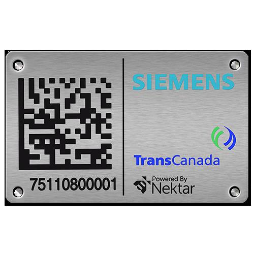 Siemens Barcode