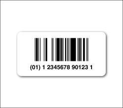 Barcode - Code GS1 Databar